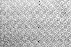 Struttura di alluminio con scrull sul pavimento Immagine Stock Libera da Diritti