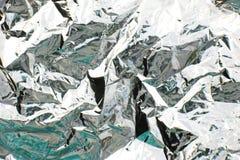 Struttura di alluminio del fondo Immagini Stock Libere da Diritti