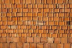 Struttura di alta qualità del muro di mattoni fotografie stock libere da diritti