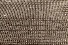 Struttura di alta qualità delle mattonelle di tetto fotografie stock