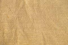 Struttura di alta risoluzione del fondo del panno del tessuto di cotone del primo piano per progettazione Fotografie Stock Libere da Diritti