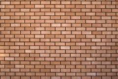Struttura di alta risoluzione di un muro di mattoni rosso Stenditura dell'orizzontale t Immagini Stock