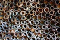Struttura di bambù Immagine Stock Libera da Diritti