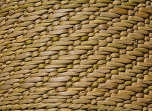 Struttura di bambù del canestro Fotografie Stock Libere da Diritti