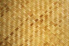 Struttura di bambù del mestiere Fotografia Stock Libera da Diritti