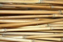 Struttura di bambù disordinata Immagine Stock