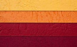 Struttura di carta di colore Fotografie Stock Libere da Diritti