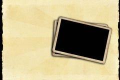 Struttura di carta invecchiata Fotografia Stock