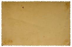 Struttura di carta invecchiata annata Fotografie Stock