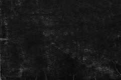 Struttura di carta nera Fotografie Stock Libere da Diritti