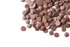Struttura di cioccolato fotografia stock libera da diritti
