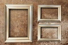 Struttura di colore dell'oro Fotografia Stock Libera da Diritti