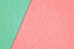 Struttura di colore di carta patinata Fotografia Stock