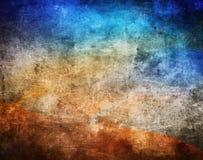 Struttura di colore di Grunge Fotografie Stock