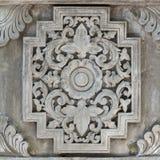 Struttura di colore grigio dello stucco nel formato quadrato Immagine Stock