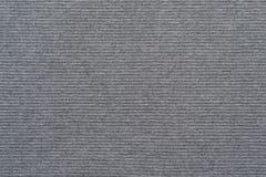 Struttura di colore a strisce tricottato di gray del tessuto immagini stock libere da diritti