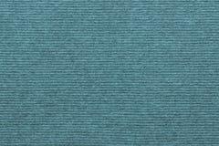 Struttura di colore verde blu tricottato del tessuto a strisce immagini stock libere da diritti