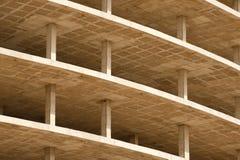 Struttura di costruzione Fotografia Stock