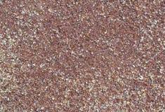 Struttura di cristallo del fondo della sabbia Immagine Stock