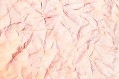 Struttura di cuoio fatta dalla pelle della mucca Immagini Stock Libere da Diritti