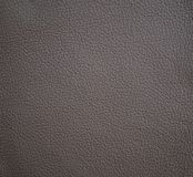 Struttura di cuoio marrone rossiccio per fondo Fotografia Stock Libera da Diritti