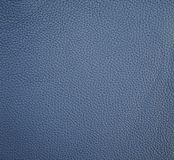Struttura di cuoio minerale blu per fondo Fotografia Stock Libera da Diritti