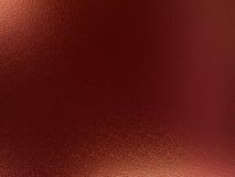 Struttura di cuoio rossa Fotografia Stock