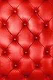 Struttura di cuoio rossa immagini stock libere da diritti