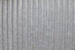 Struttura di ferro galvanizzato, pannello dello zinco Immagine Stock Libera da Diritti