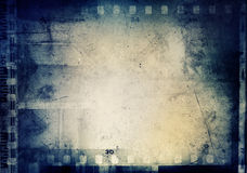 Struttura di film Immagine Stock Libera da Diritti