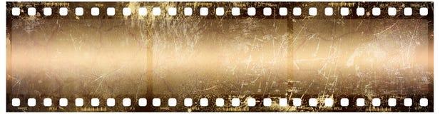 Struttura di film vecchia Fotografie Stock Libere da Diritti