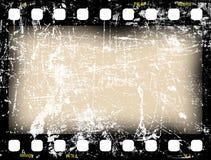 Struttura di film vecchia Fotografia Stock Libera da Diritti