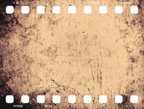 Struttura di film vecchia Immagini Stock