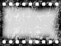 Struttura di film vecchia Fotografia Stock