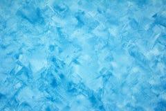 Struttura di fondo blu Immagini Stock