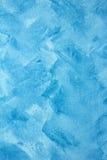 Struttura di fondo blu Fotografia Stock