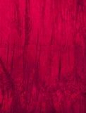 Struttura di ghiaccio con indicatore luminoso posteriore rosso scuro. Immagine Stock