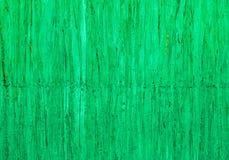Struttura di ghiaccio con l'indicatore luminoso della parte posteriore di verde. Immagine Stock Libera da Diritti