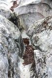 Struttura di granito Fotografia Stock