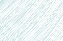 Struttura di Grunge Traccia approssimativa blu di emergenza Fondo bizzarro Struttura sporca di lerciume di rumore Arti fresco illustrazione vettoriale