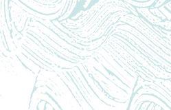 Struttura di Grunge Traccia approssimativa blu di emergenza Fondo bizzarro Struttura sporca di lerciume di rumore Arti sveglio royalty illustrazione gratis