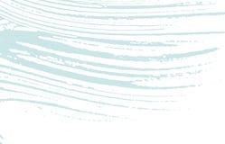 Struttura di Grunge Traccia approssimativa blu di emergenza Fondo bizzarro Struttura sporca di lerciume di rumore energico illustrazione di stock