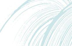 Struttura di Grunge Traccia approssimativa blu di emergenza Fondo bizzarro Struttura sporca di lerciume di rumore L'AR unica illustrazione vettoriale