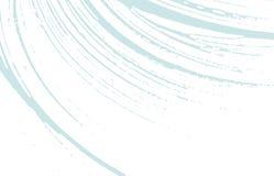 Struttura di Grunge Traccia approssimativa blu di emergenza Fondo bizzarro Struttura sporca di lerciume di rumore A vibrante illustrazione vettoriale