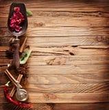 Struttura di immagine delle schede di legno anziane Immagine Stock