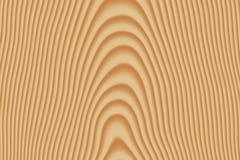 Struttura di legno Illustrazione di Stock