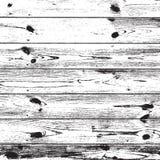Struttura di legno afflitta Fotografia Stock