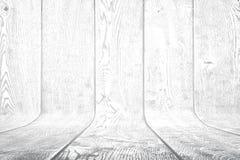 Struttura di legno bianca Immagine Stock Libera da Diritti
