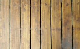Struttura di legno calda del pavimento di buona prospettiva della natura Fotografie Stock Libere da Diritti
