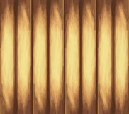 Struttura di legno chiara Fondo dorato dei bordi Vettore ENV 10 illustrazione vettoriale